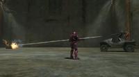 Sarge Kills Hologrif