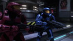 Sarge and Caboose S9