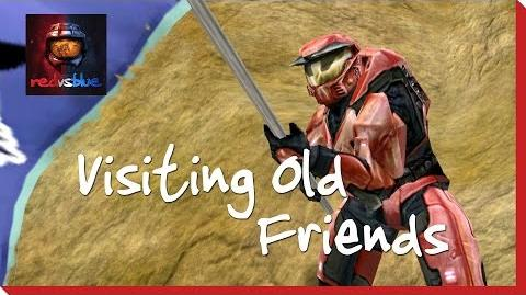 Visiting Old Friends - Episode 40 - Red vs