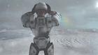Meta near rainbow