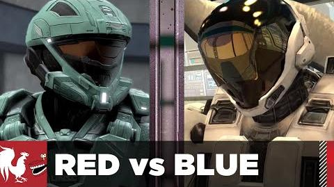 Death Battle Meta vs. Carolina Dawn of Awesome - Episode 13 - Red vs. Blue Season 14