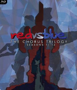 RvB Chorus Trilogy Blu-ray Steelbook