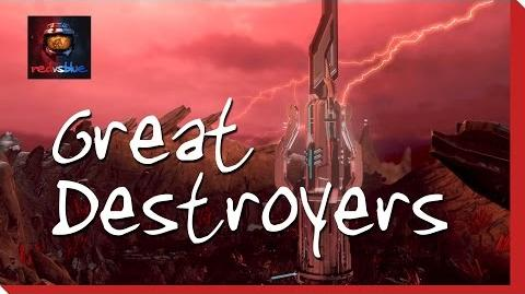 Great Destroyers - Episode 18 - Red vs