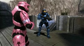 Caboose talks with Donut