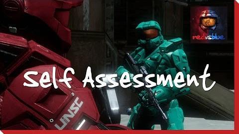 Self Assessment - Episode 7 - Red vs