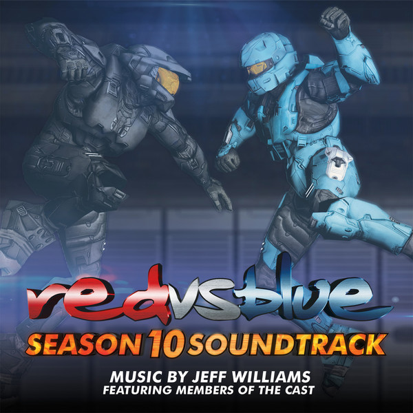 Blue: Season 10 Soundtrack | Red vs. Blue Wiki | FANDOM powered by Wikia