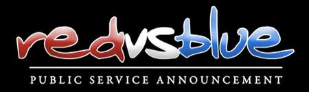 Red vs. Blue Public Service Announcement