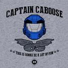 Captain Caboose Shirt
