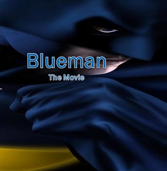 Blueman Movie Logo