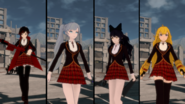 Rwby school uniform dlc