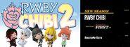 RWBY Chibi Season 2 Facebook header