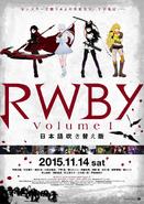 Rwby vol1 japan artwork
