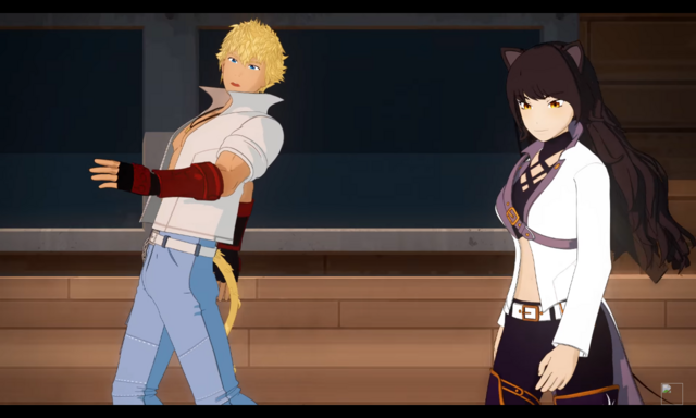File:Sun and Blake arrive at Menagerie.png