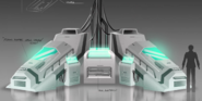 Aura Machine Concept Art