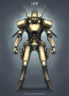 Robot Concept by ichitakaseto