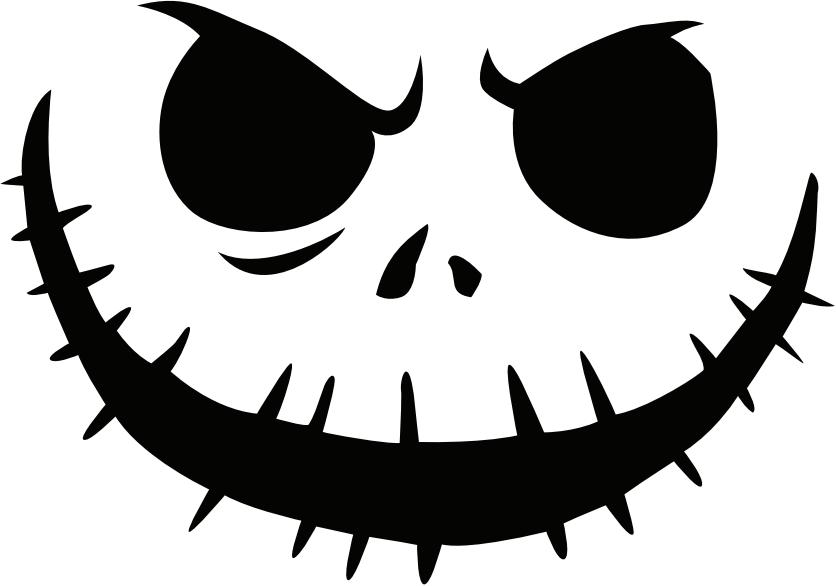 Pumpkin Face Carving Templates