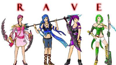 Team Rave - Together