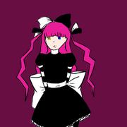 Magenta black
