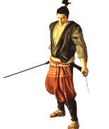 Miyamoto Musashi 宮本武蔵 - all Chapters - 001