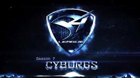 -S4League- Season 7 Trailer - Cyborgs