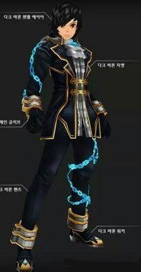 Dark Baron Set