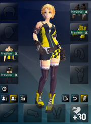 Checkshield Female Set