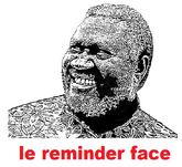 Le reminder face
