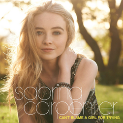 Sabrina Carpenter Can't Blame a Girl for Trying
