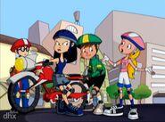 Boy Meets Bike (1)