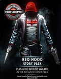 Red Hood DLC