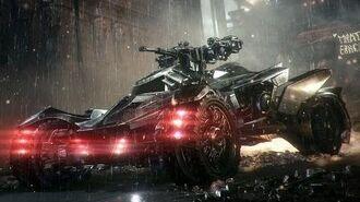 Batmobile Battle Mode Trailer