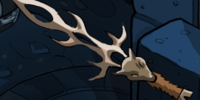 Legendary Elk Sword
