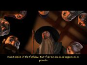 The Hobbit (2003) Gandalf