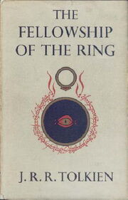The Fellowship of the Ring 1st edition
