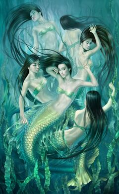 Mermaid-by-yuehui-tangjpg