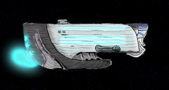 Xero Spaceship