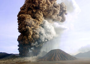 Mount-bromo-eruption-2011