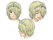 Saiki Kusuke Face
