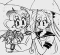 Minako and Makoto