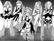Witches5 manga