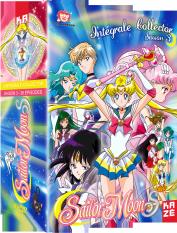Sailor Moon French Boxset 3