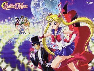 Sailor Moon Italian DVD 2