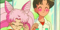 Art is an Explosion of Love! Chibiusa's First Love