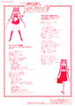 Moonlight Legend Single Lyrics Sheet