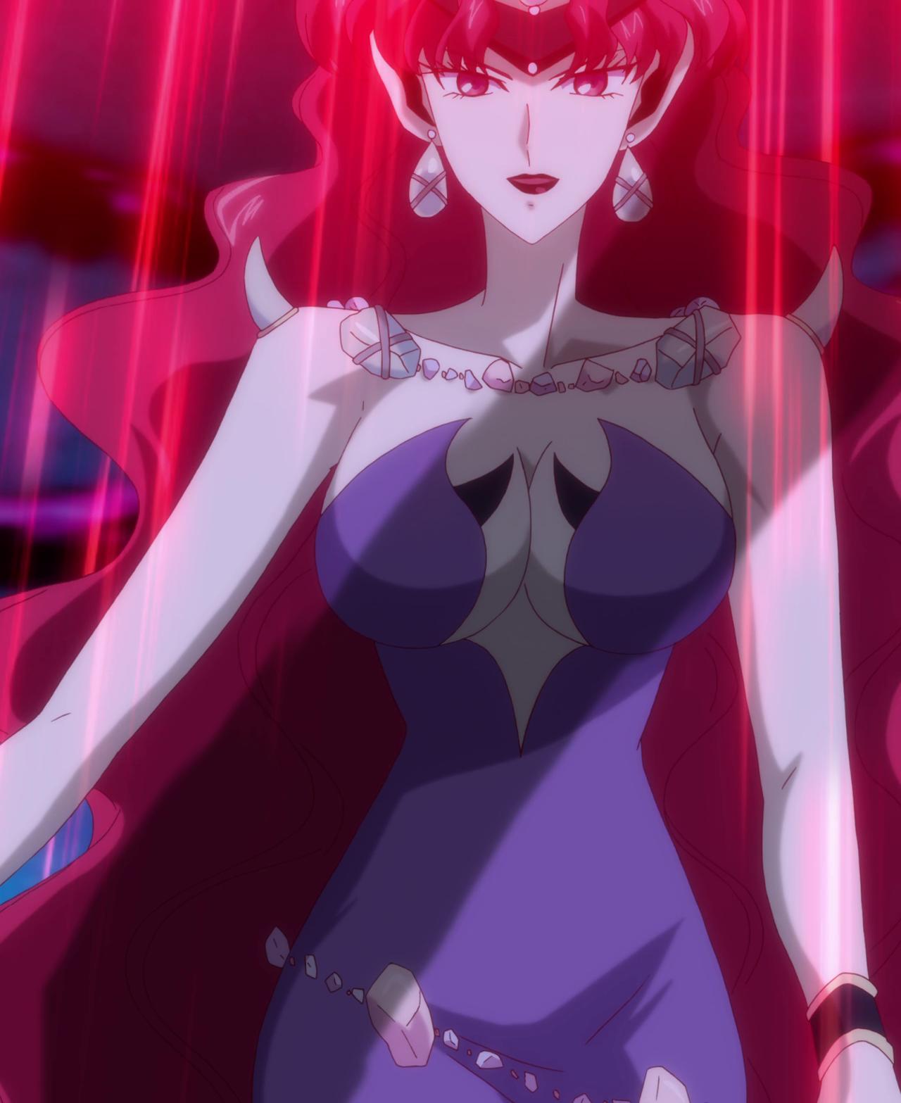 Queen Beryl Crystal Sailor Moon Wiki Fandom Powered