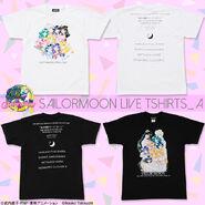 More Live Tshirts