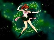 Jupiter Crystal Power (Episode 196 - Countdown to the Destruction of the Galaxy! Sailor Senshi's Final Battle) (January 11, 1997)