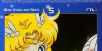 Sailor Moon - Das Video zur Serie 5