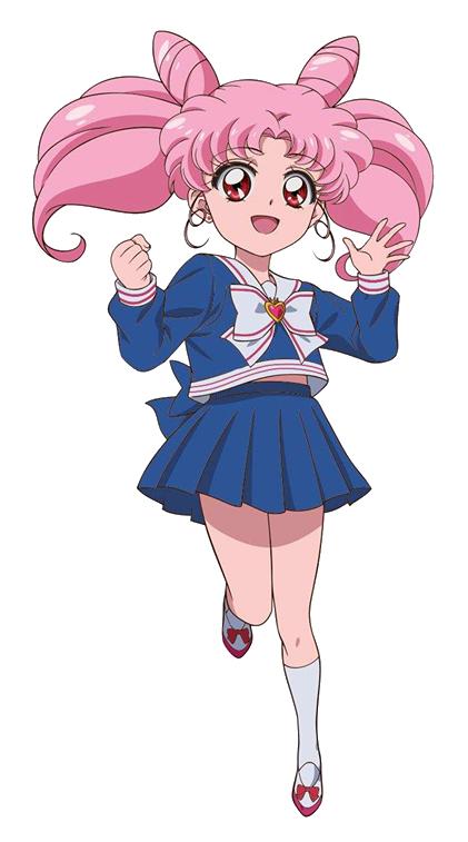 Chibiusa Tsukino Crystal Sailor Moon Wiki Fandom