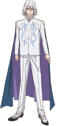 Prince Demande Crystal